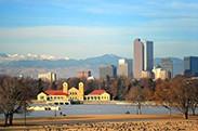 Denver City Park logo