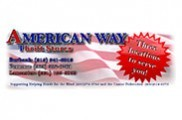American Way Thrift Store logo