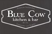 Blue Cow Kitchen & Bar logo