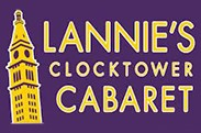 Lannie's Clocktower Cabaret logo
