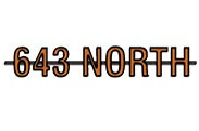643 North logo