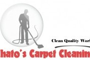 Chato's Carpet Cleaning & Installations logo