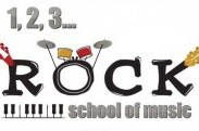 123 Rock School of Music logo