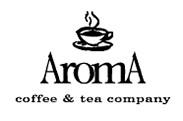 Aroma Coffee And Tea logo