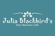 Julia Blackbird's New Mexican Cafe logo