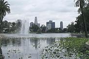 Echo Park Lake logo