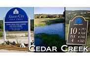 Cedar Creek Golf Course logo