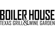 Boiler House Texas Grill & Wine Garden logo