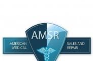 American Medical Sales & Repair logo