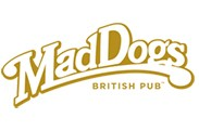 Mad Dogs British Pub logo