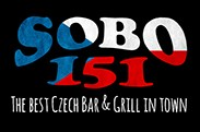 Sobo 151 Czech Bar & Grill