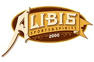 Alibis' Sports And Spirits logo
