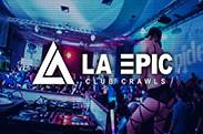 LA Epic Club Crawls logo