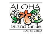 Aloha Island Grille logo