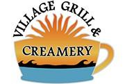 Village Grill & Creamery logo