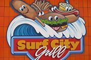 Surf City Grill logo