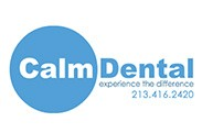Calm Dental logo