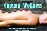 Cinema Wellness - An Aesthetic Skin & Body Boutique logo