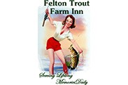 The Trout Farm Inn logo