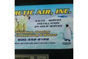 Arctic Heating & Air Inc logo