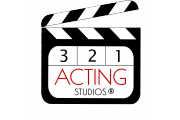 3-2-1-Acting Studios logo