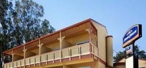 Howard Johnson Inn Santa Cruz