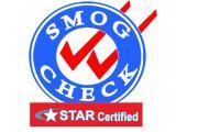 A's Smog Test logo