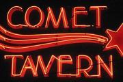Comet Tavern logo