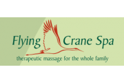 Flying Crane logo