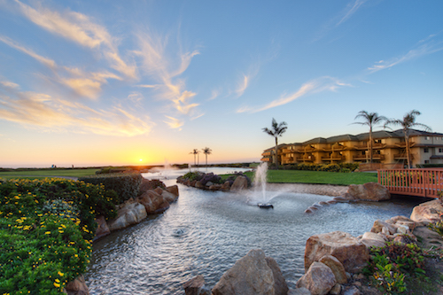 The South Bluff of Seascape Resort's oceanside luxury property.