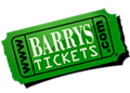 Barry's Ticket Service logo