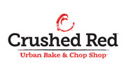 Crushed Red Urban Bake & Chop Shop logo