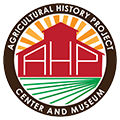 Agricultural History Project logo