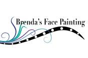Brenda's Face Painting logo