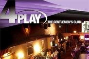 4 Play Gentlemans Club logo