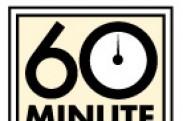 60 Minutelogo logo