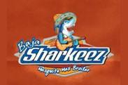Baja Sharkeez logo