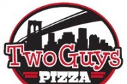 Two Guys Pizza logo