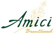 Amici Brentwood logo