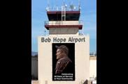 Burbank/Bob Hope Airport logo