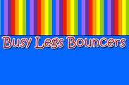 Busy Legs Bouncers & Party Rentals logo