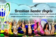 Brazilian Samba Angels - Carnival Show logo