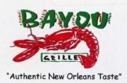 Bayou Grille logo