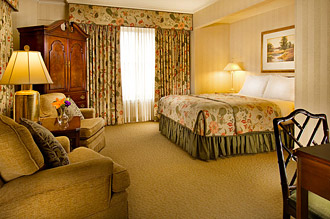 Mayflower Park Hotel Seattle Washington Suite