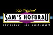 Sam's Hofbrau logo