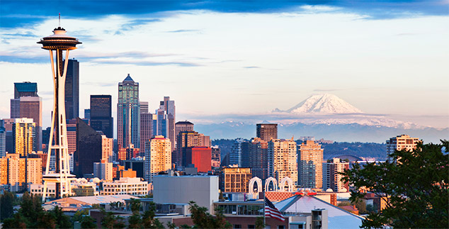 Image Gallery Seattle Hotels