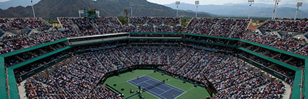 BNP Paribas Open - Day Session