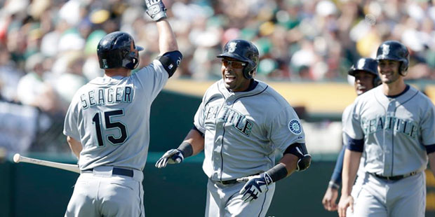Seattle Mariners vs. St. Louis Cardinals