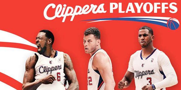 NBA Playoffs: Clippers vs. Rockets