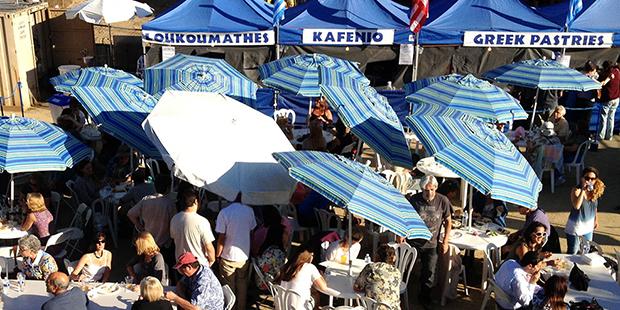 Santa Cruz Greek Festival 2015